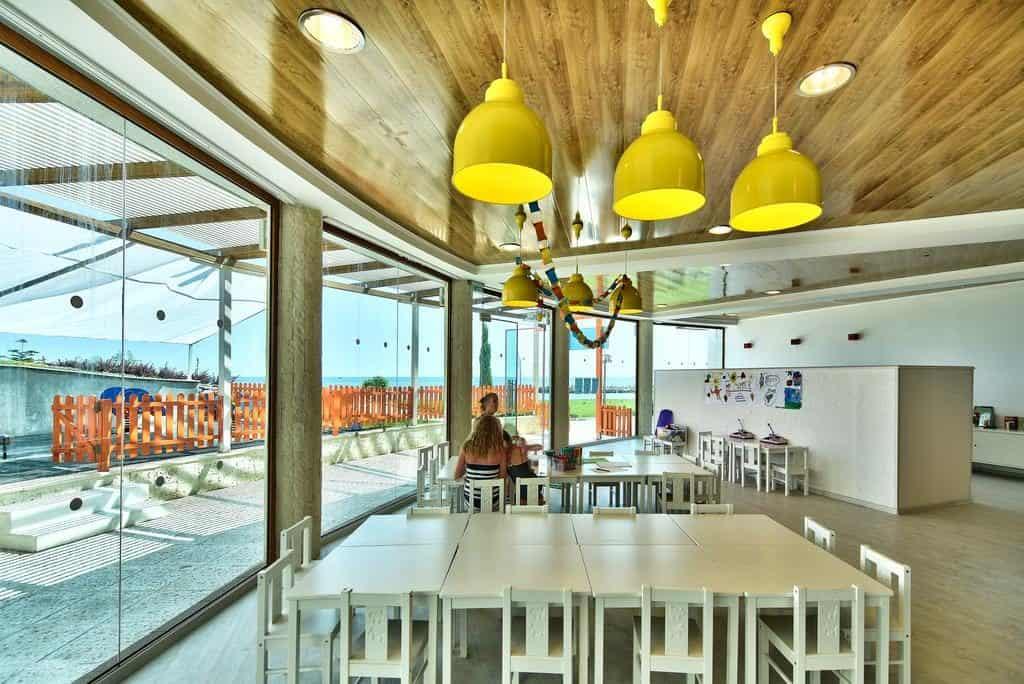 Бялата лагуна - ресторант