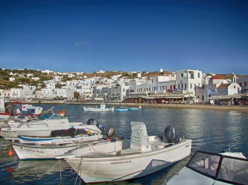 Миконос - Почивка в Гърция