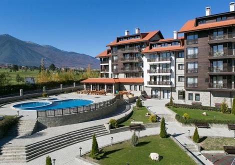 Хотел Балканско Бижу Разлог