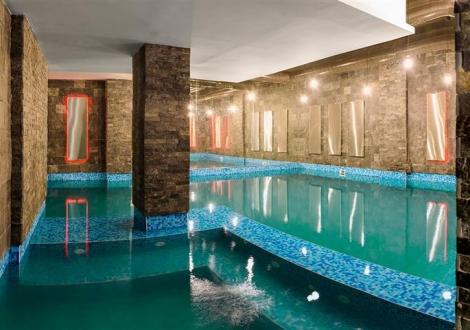 Пролетна почивка в любим хотел – Балканско Бижу ****Разлог! 2, 3 или 5 нощувки със закуски и вечери + закрит отопляем басейн с джакузи, Спа и релакс зона!!!