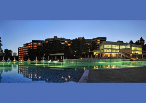 СПА хотел Хисар **** - ЛУКСОЗНА ПОЧИВКА НА ДОБРИ ЦЕНИ! Нощувка със закуска + минерален басейн, Релакс и Уелнес център на топ цени!!!