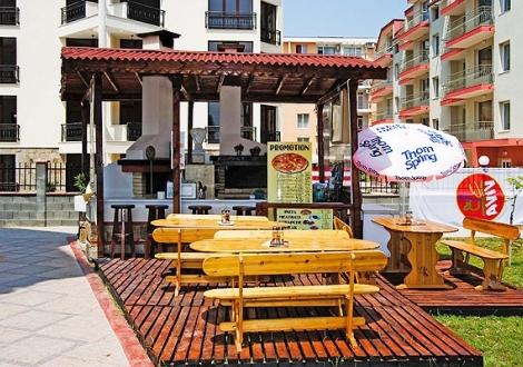 Хотел Сий Грейс Слънчев бряг