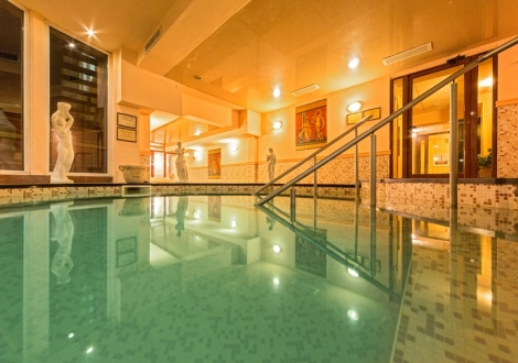 хотел Стримон Гардън***** - спа почивка в Кюстендил! Нощувка със закуска + закрит минерален басейн, термална и релакс зона на топ цени!!!