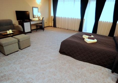 Спокойствие и релакс в хотел Ловеч *** на цени от 70лв. на стая лукс със закуска!!!