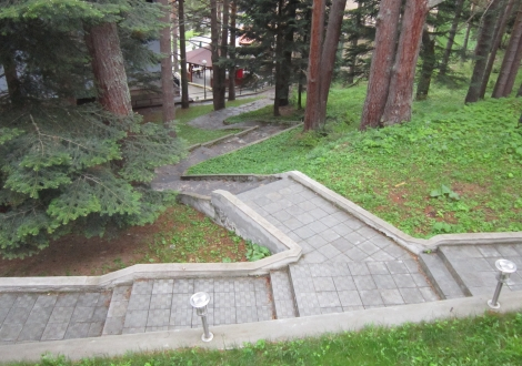 Планински езера Паничище Хотел