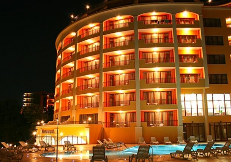 Сентрал Хотел Златни Пясъци