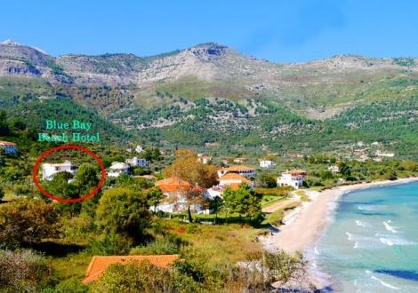 Blue Bay Beach Hotel Thassos