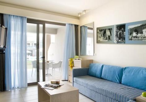 Почивка в Alea Hotel & Suites, о. Тасос, на цена от 115.00 лв.