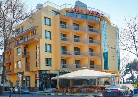 Хотел Парадайс Поморие