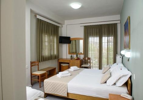 Почивка в Europe Hotel, Олимпийска ривиера, на цена от 66.50 лв.