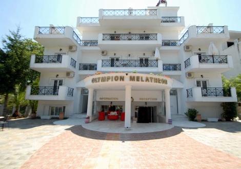 ЛЯТНА ПОЧИВКА В ГЪРЦИЯ - ХОТЕЛ Olympion Melathron Hotel & Bungalows ***! ПАКЕТИ НА ТОП ЦЕНИ!