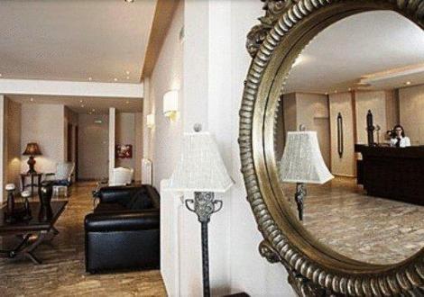 Почивка в Regina Mare Hotel, Олимпийска ривиера, на цена от 42.60 лв.