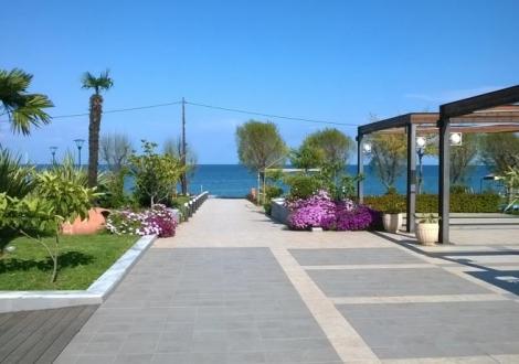 Poseidon Palace - Pieria