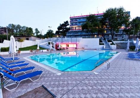 Ранни записвания за море 2017 в Гърция - Хотел Olympus Thea 4*! Нощувка със закуска и вечеря на страхотни цени!