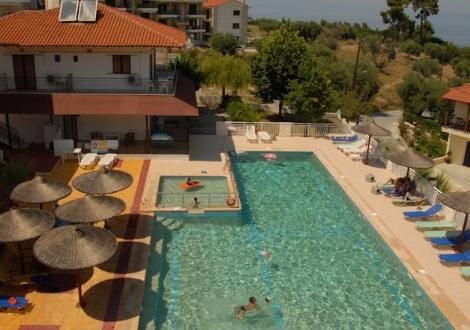 Medousa Hotel Kriopigi