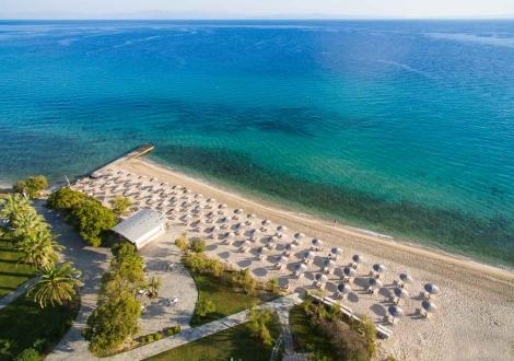 Почивка в Kassandra Palace Hotel & Spa, Халкидики - Касандра, на топ цена!