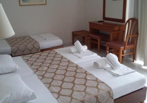 Почивка в Ioni Hotel, Олимпийска ривиера, на цена от 42.60 лв.