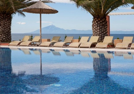 Alexandra Beach Spa Resort Thassos