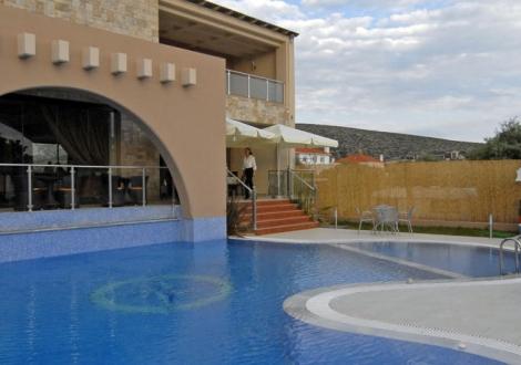 Почивка в Astir Notos, о. Тасос, на цена от 63.00 лв.