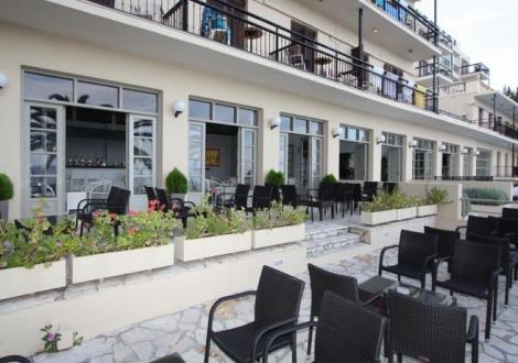 Почивка в Belvedere Hotel, о. Корфу, на цена от 91.30 лв.