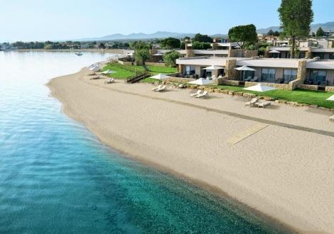 Почивка в Ikos Olivia, Халкидики - Ситония, на цена от 239.60 лв.