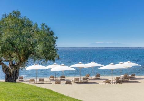 Почивка в Ikos Olivia, Халкидики - Ситония, на цена от 213.40 лв.