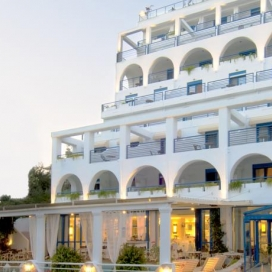 НОВА ГОДИНА В ГЪРЦИЯ - ХОТЕЛ SECRET PARADISE HOTEL & SPA 4*! ПАКЕТ 3 НОЩУВКИ НА ЧОВЕК СЪС ЗАКУСКИ + ВКЛЮЧЕНА ГАЛА ВЕЧЕРЯ!