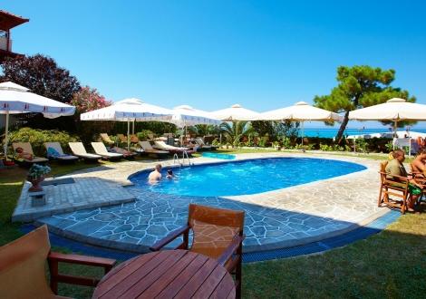 Лято 2018 в Гърция - Hanioti Grandotel 4*! Почивка на брега на морето на топ цени!