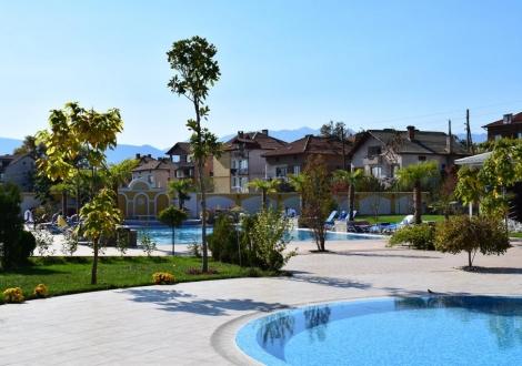 Пролетна почивка в хотел Парадайс *** Огняново! Нощувка със закуска и вечеря + минерален басейн, детски басейн, джакузи , СПА  и релакс зона на цени от 58лв. на човек!!!