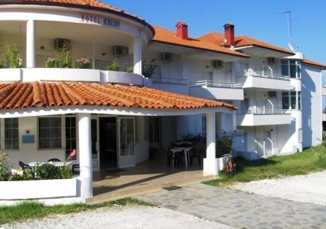 Achillion Hotel Thassos
