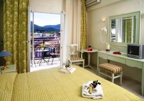 Timoleon Hotel Thasos