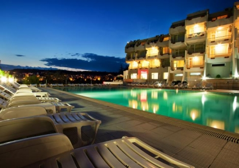 Почивка и пълен релакс в Сандански - Спа Хотел Панорама***! Нощувка със закуска и вечеря + сауна и фитнес на цени от 33лв. на човек!!!