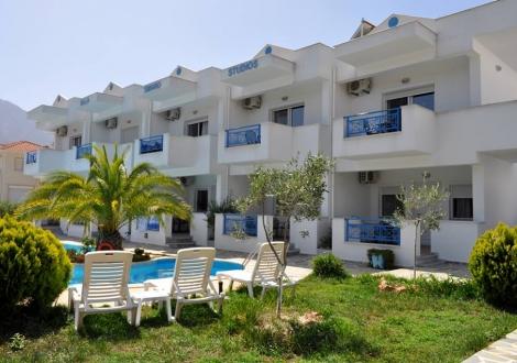 Villa Smaro Thassos