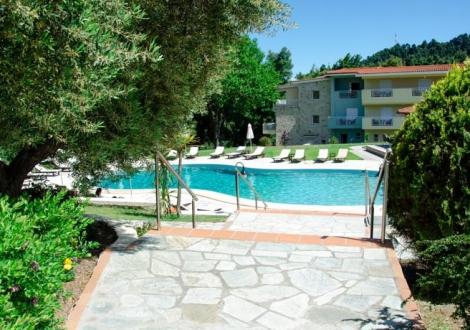 Почивка в Alkion Hotel, Халкидики - Касандра, на цена от 35.30 лв.