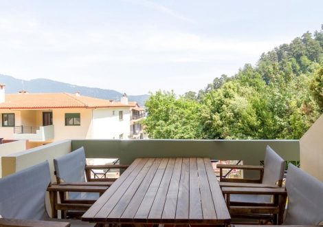 Почивка в Ntinas Filoxenia, о. Тасос, на цена от 59.20 лв.
