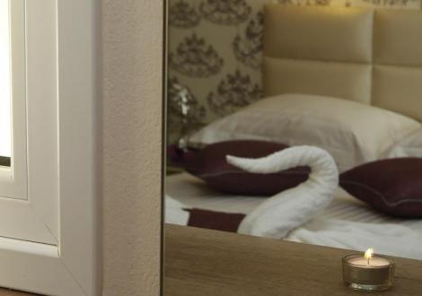 Почивка в луксозната VILLA MANDANI на Тасос! Оборудвани стаи с морски изглед!