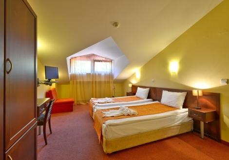 Хотел Балкан Чифлика