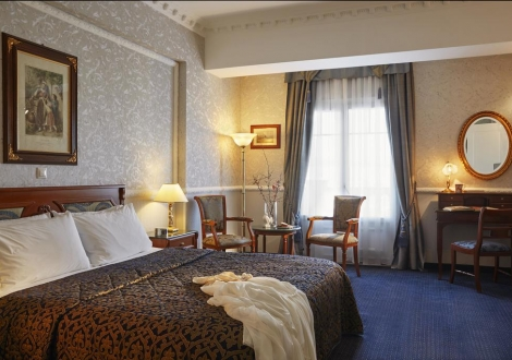 Почивка в Grand Hotel Palace, Thessaloniki, на цена от 106.70 лв.