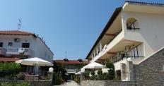 Почивка в Sunrise Hotel Ammouliani, на цена от 45.40 лв.