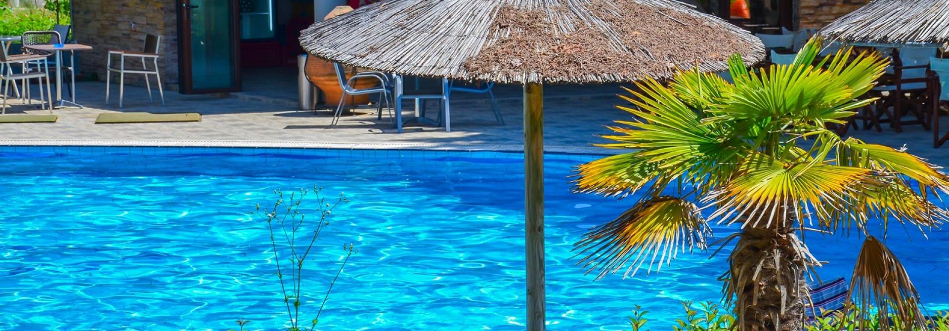 Почивка в Princess Golden Beach Hotel, о. Тасос, на цена от 68.90 лв.