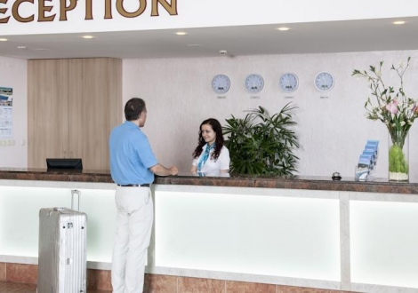Хотел Сентидо Голдън Стар