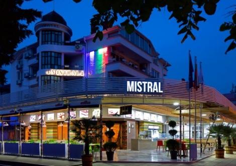 Хотел Мистрал Несебър