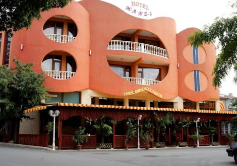 Хотел Манц 2