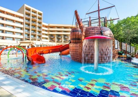 Хотел Лагуна Парк Слънчев бряг