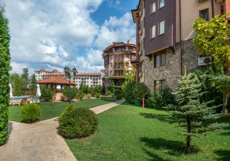 Хотел Саут Бийч Царево