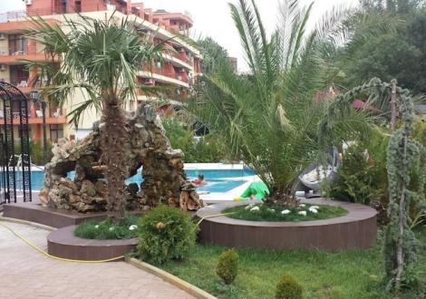 Хотел Бахами Резиденс