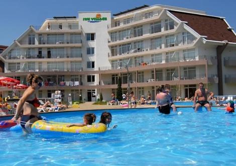 Хотел Сън Вилидж Слънчев бряг