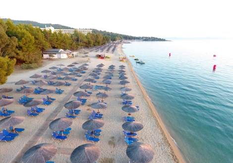 Хотел Porto Carras Sithonia Beach