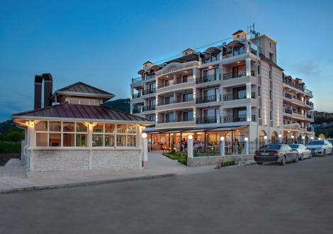 Хотел Съни Касъл Кранево