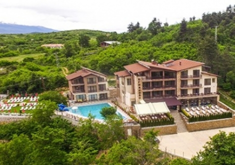 Лято в хотел Огняново Спа на цени от 64лв. на човек със закуска, вечеря, минерален басейн и Спа!!!